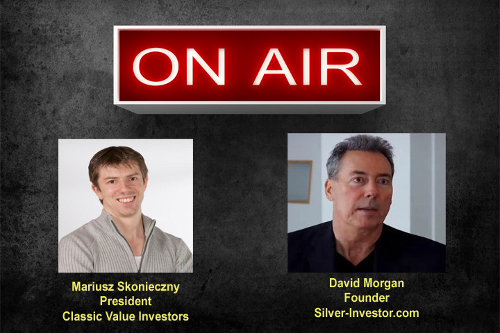 Chat about Silver with David Morgan