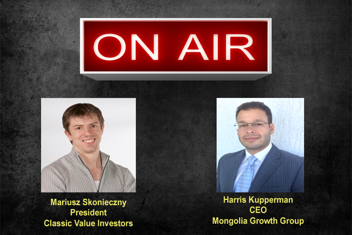 Interview with Harris Kupperman of Mongolia Growth Group