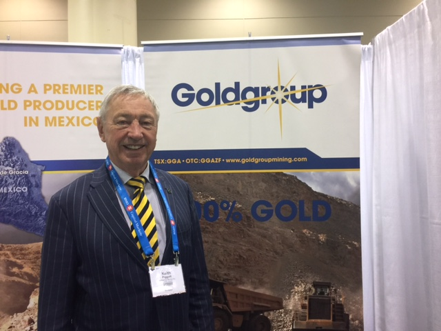 Interview with Keith Piggott from Goldgroup Mining