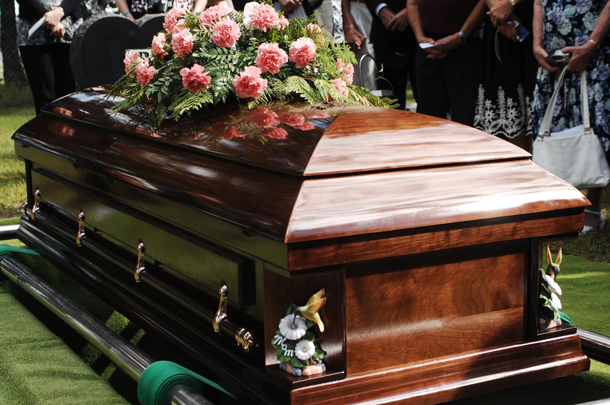 Aztec Copper Funeral