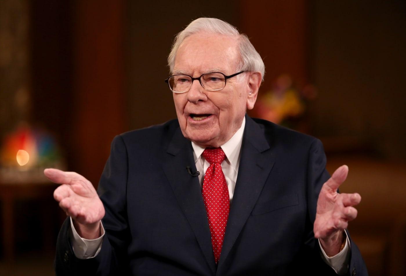 Quote of the Day – Warren Buffett