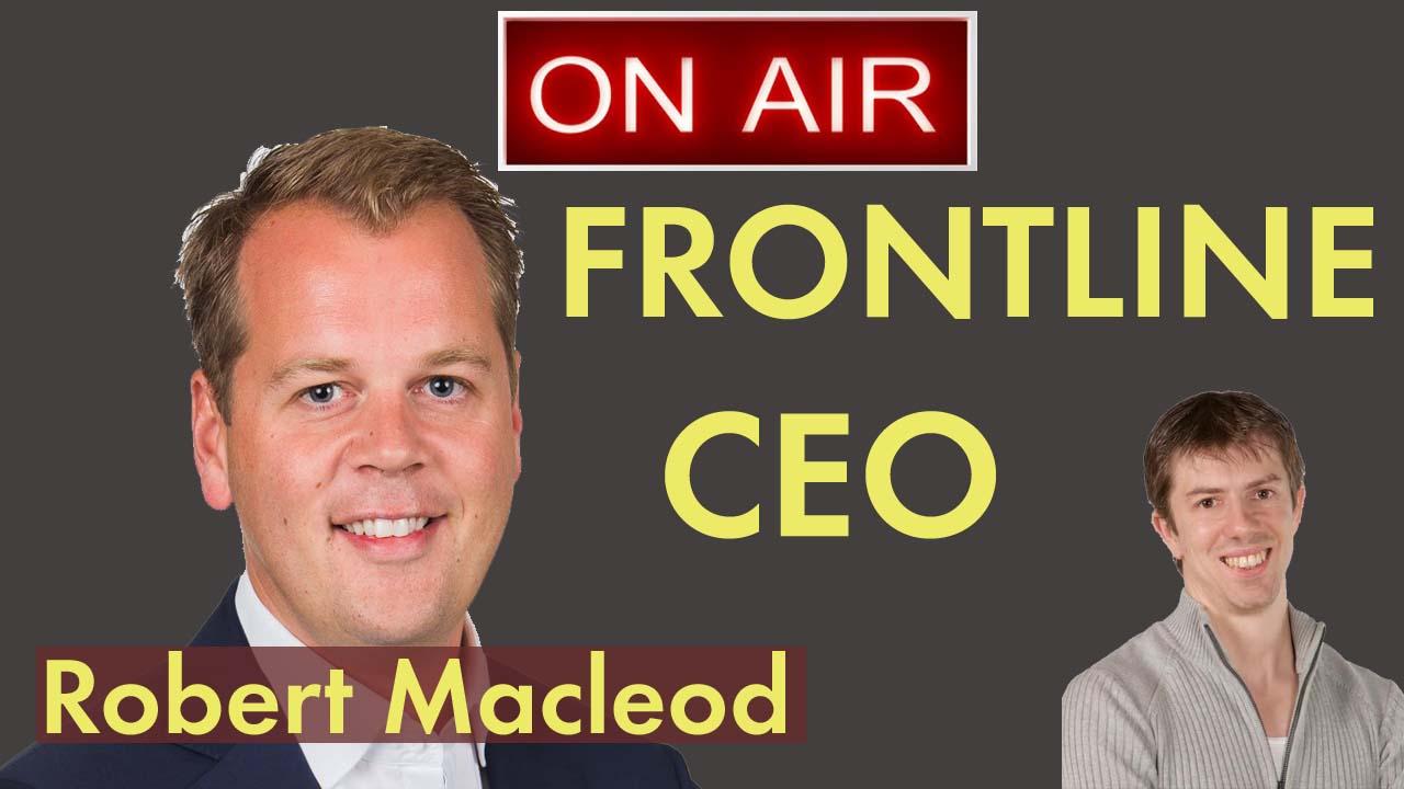 Frontline CEO Robert Macleod Oil Tanker Update June 23 2020