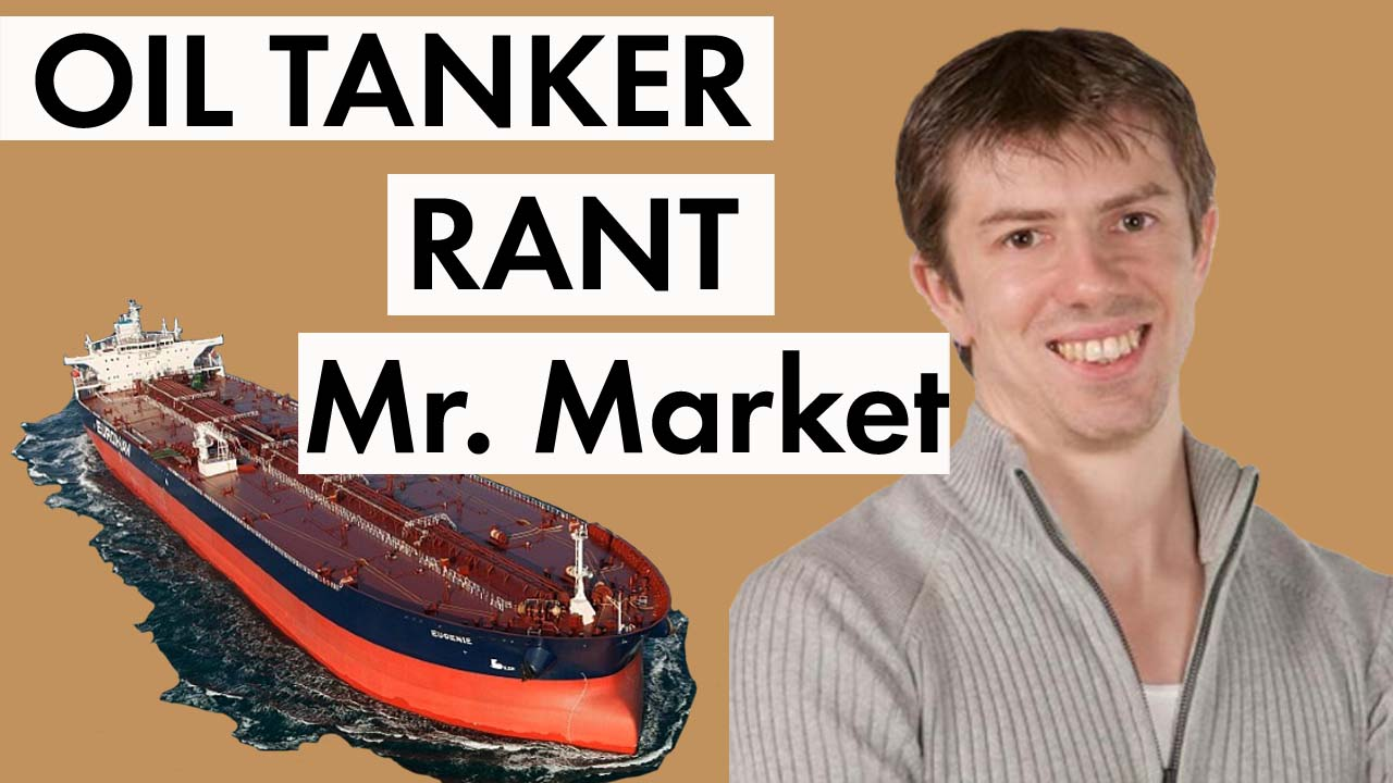 Oil Tanker Rank Mr Market Edition