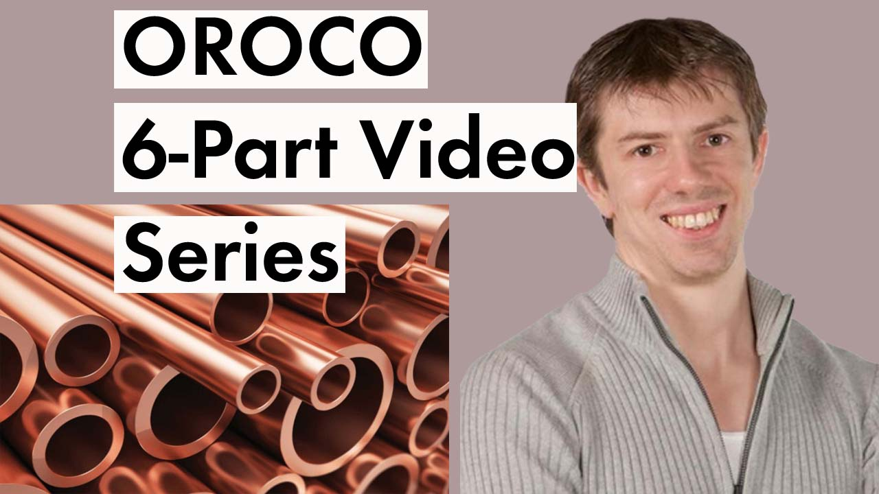 Oroco Resources: 6-Part Video Series