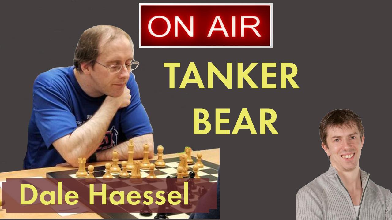 Dale Haessel Explaining Tanker Bear Thesis