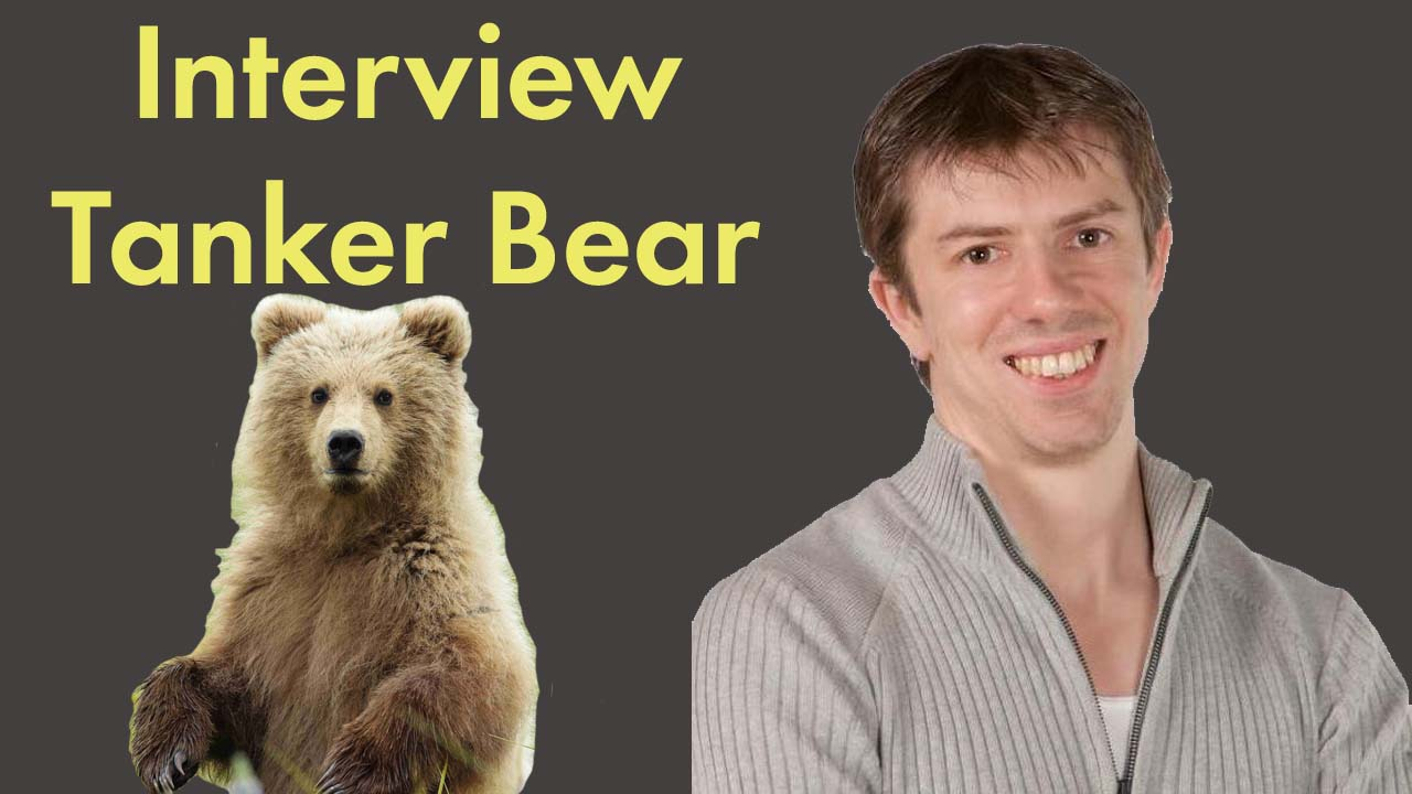 Interview with a Tanker Bear
