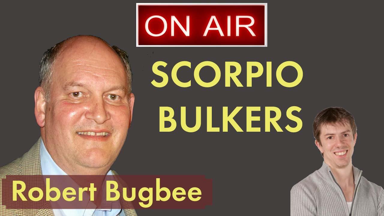 Robert Bugbee on Scorpio Bulkers and Oil Tankers