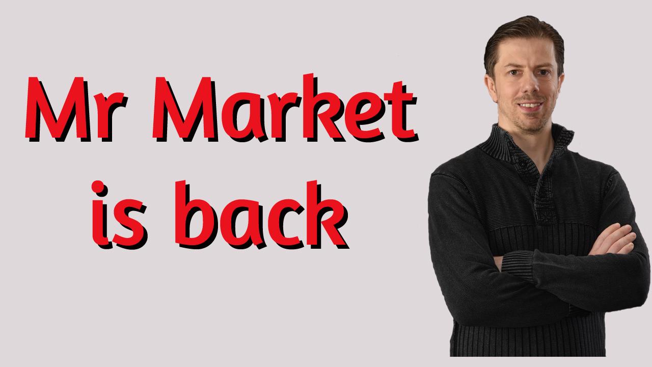 Mr Market is Back – Oil Tanker Edition