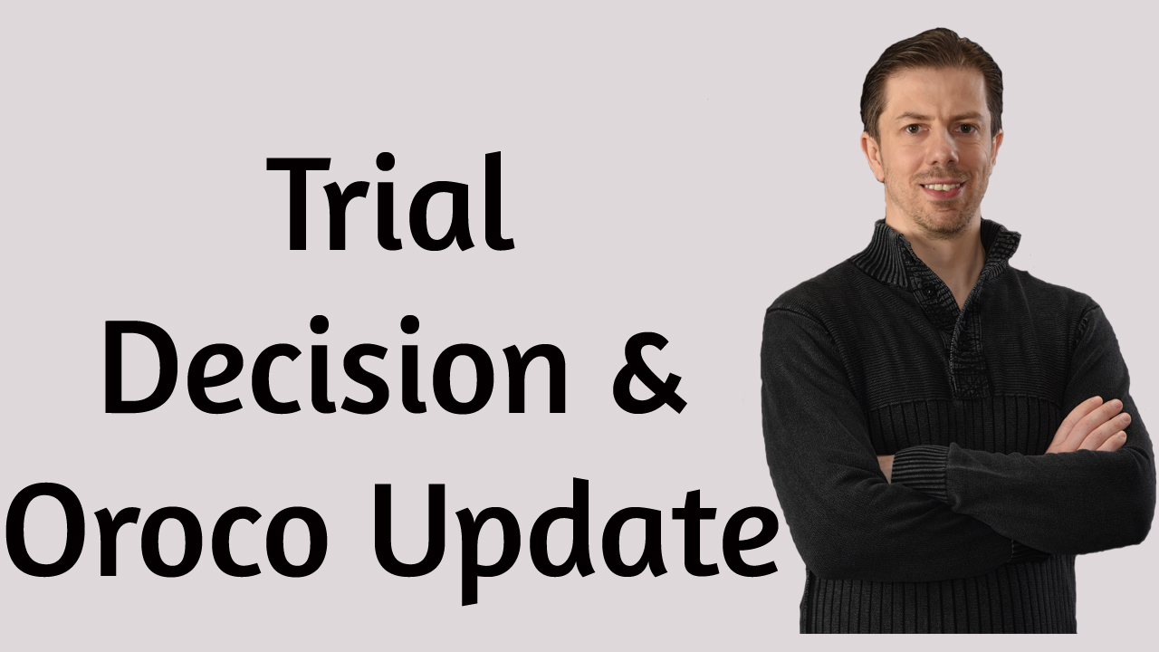 Oroco Update and Decision on Trial to MicroCap Explosions