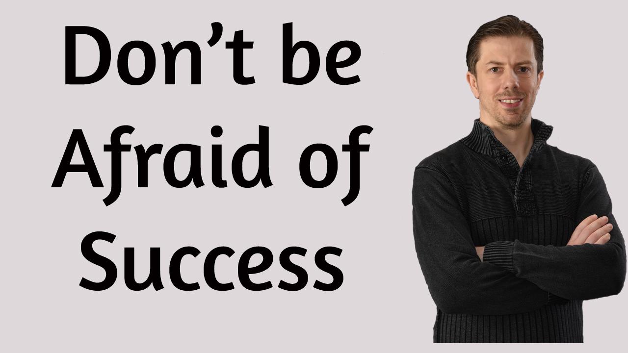 Don't Be Afraid on Success on Oroco