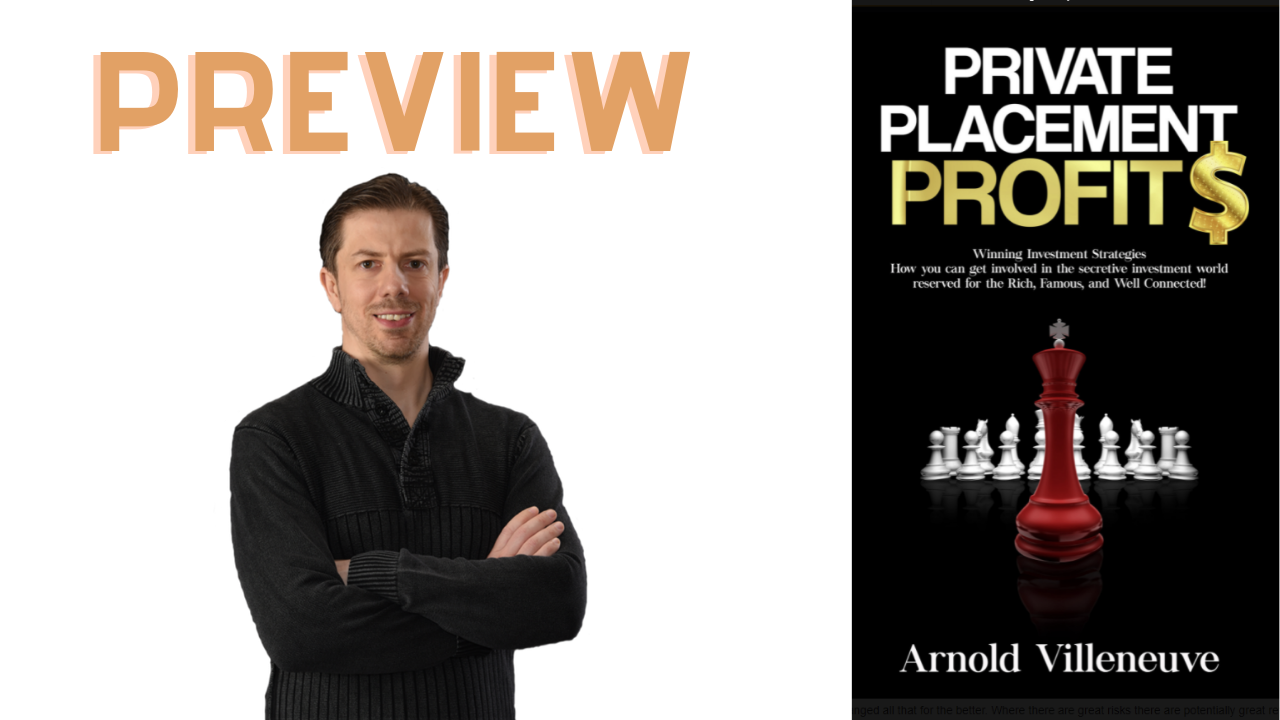 Private Placement Profits Preview